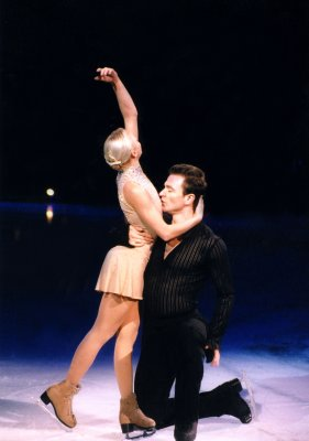 Elena Berezhnaya and Anton Sikharulidze
