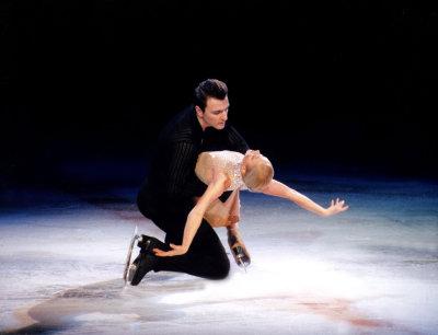 Elena Berezhnaya & Anton Sikharulidze