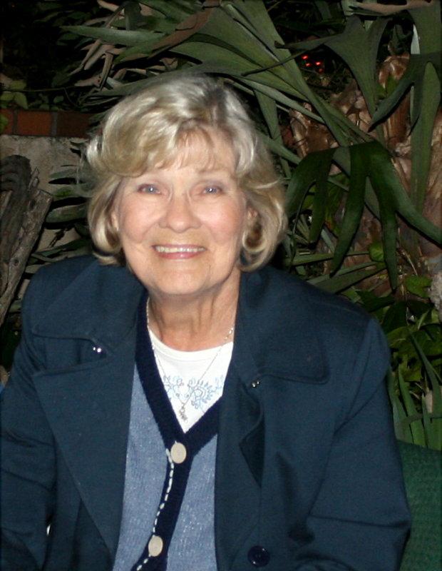 Joan, my dearest friend for over 50 years