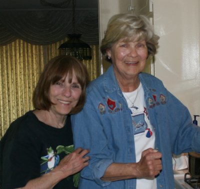 Joan and Me