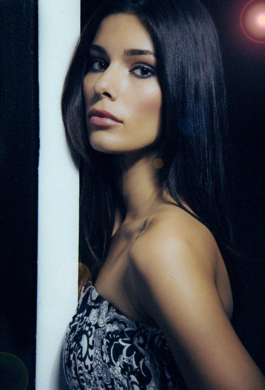 Alice Panikian Next models agency photo @ Bruce Gilling