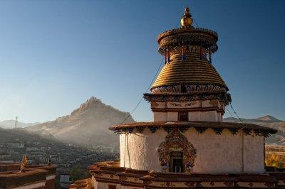 Tibetian Odyssey, take 2