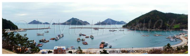 South Coast Mijo Village Fishing Harbor