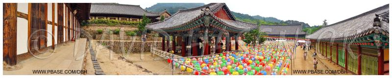 Buddha's Birthday at Haeinsa Buddhist Temple