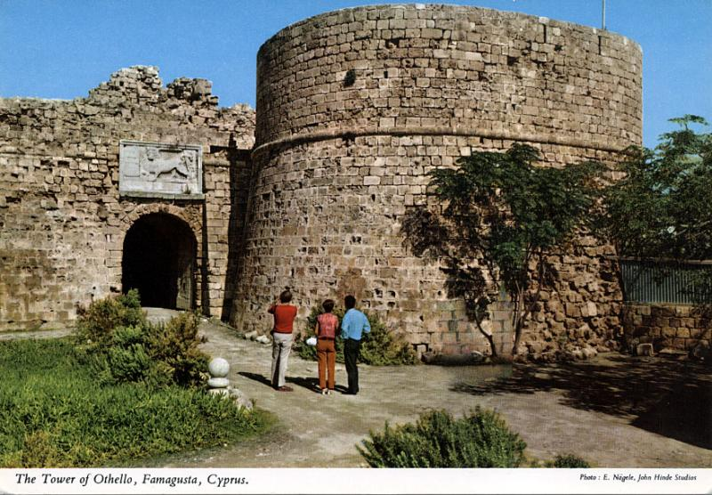 Famagusta - the old city