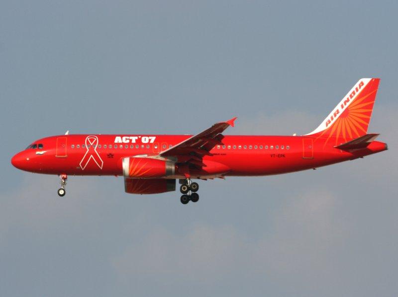 A320  VT-EPK