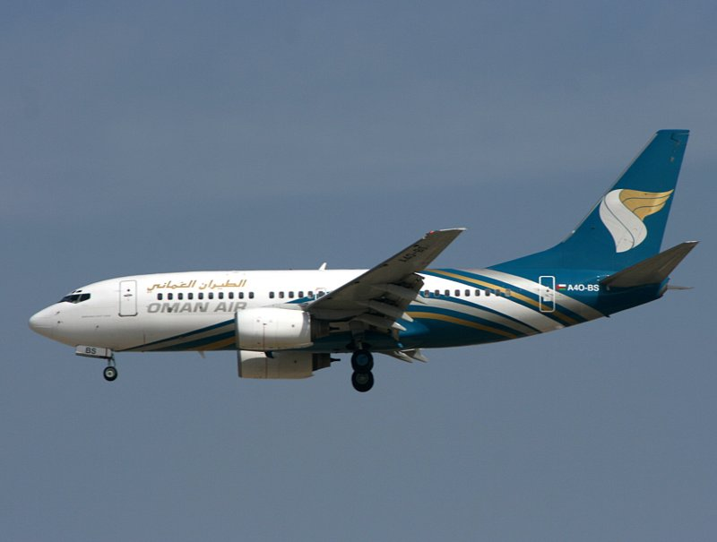 B737-700  A40-BS