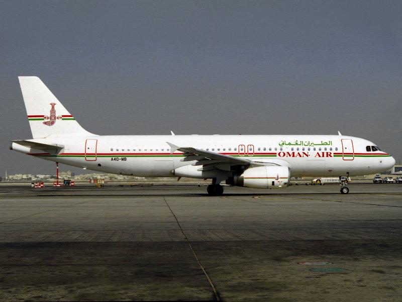 A320  A40-MB