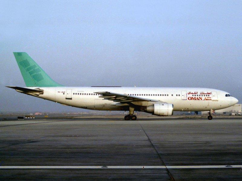 A300B TC-ALV
