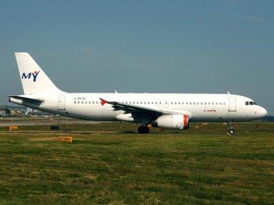 A320 G-BYTH