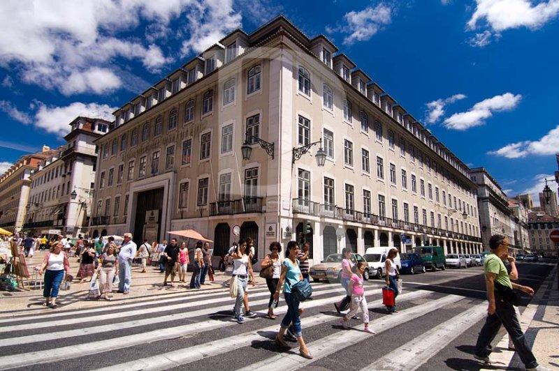 Rua Augusta, 24 / Rua do Comércio, 100 (Arq. Luís Cristino da Silva)
