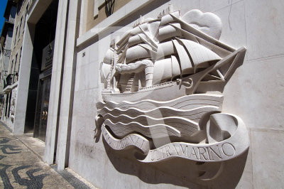 Edifício do Antigo Banco Nacional Ultramarino