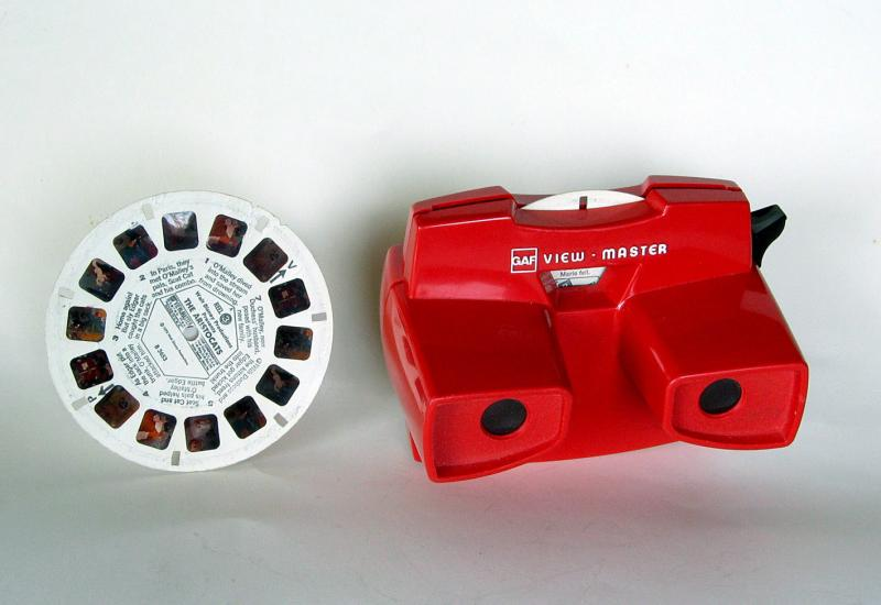 GAF Viewmaster, approx. 1950