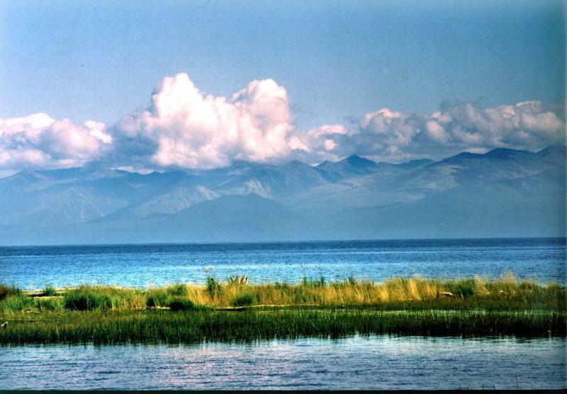 Lake Baikal (near Severobaikalsk)