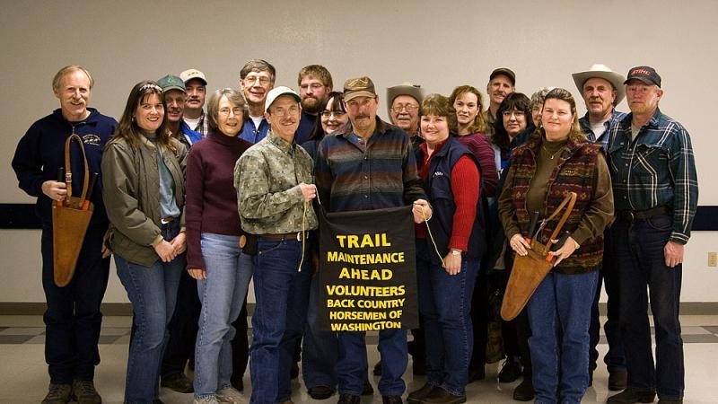 2005 Volunteers