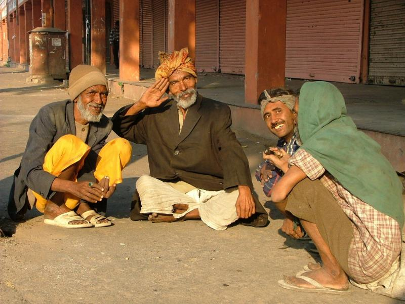 As Stoned as a Sadhu