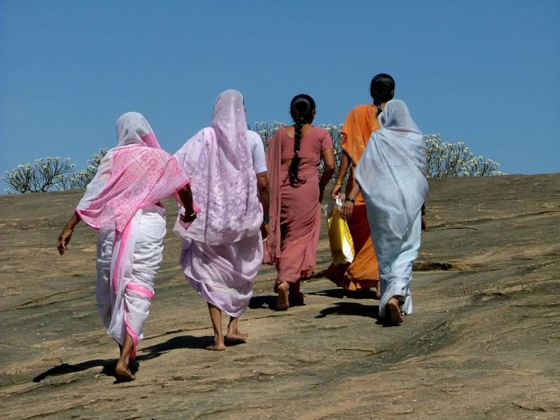 Colourful Ladies
