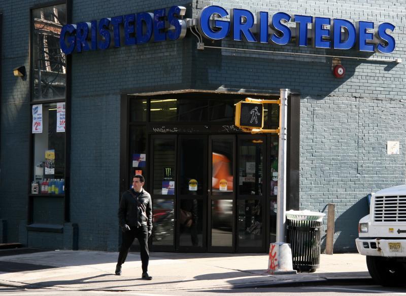 Gristedes Market - Pedestrian Crossing