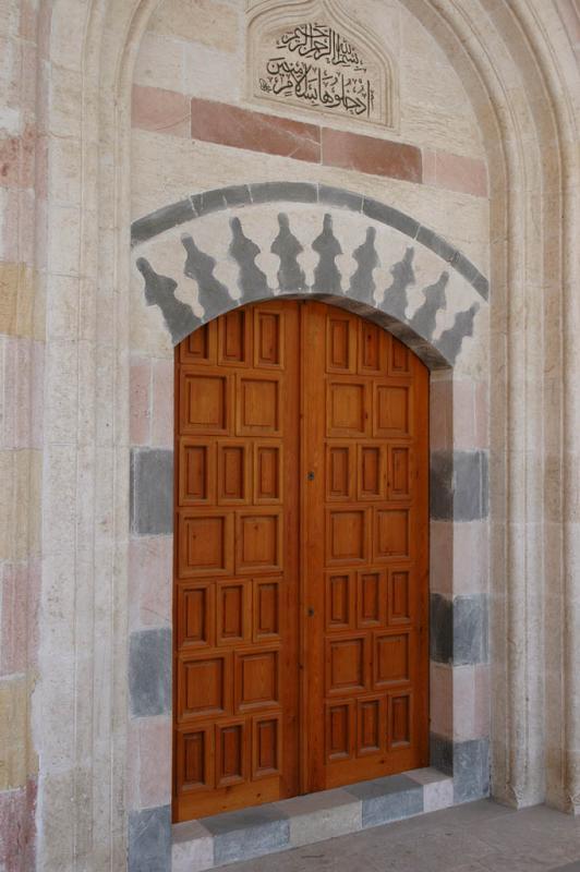 Şanlıurfa at Salahiddini Eyübi Mosque 3632.jpg