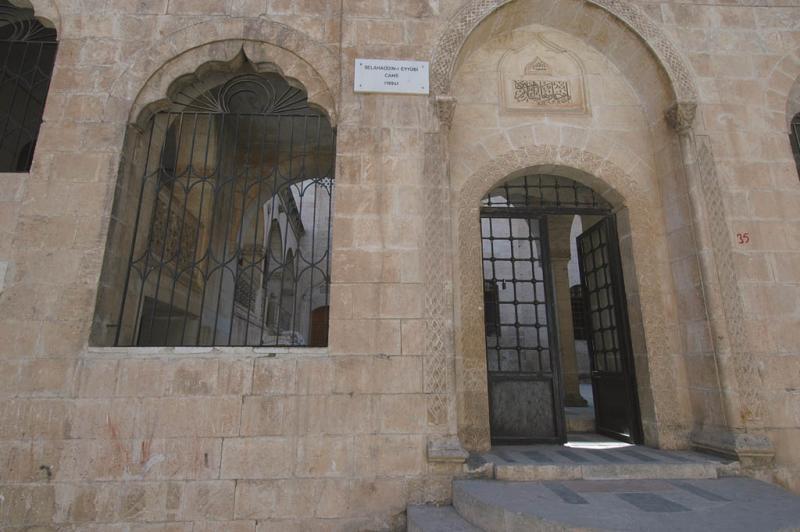 Şanlıurfa at Salahiddini Eyübi Mosque 3679.jpg