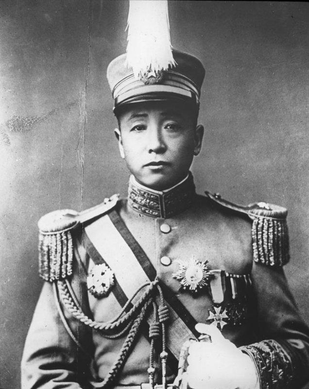 Chang Zuolin 1927 18 juni-1928 -2 juni-1928 - Manchuria (Russo-Japanese war 1904-1905)