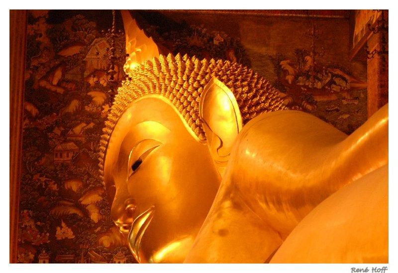 Bouddha Or