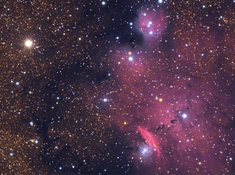 IC 1275 LHaRGB