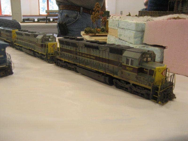 EL models by John Terry