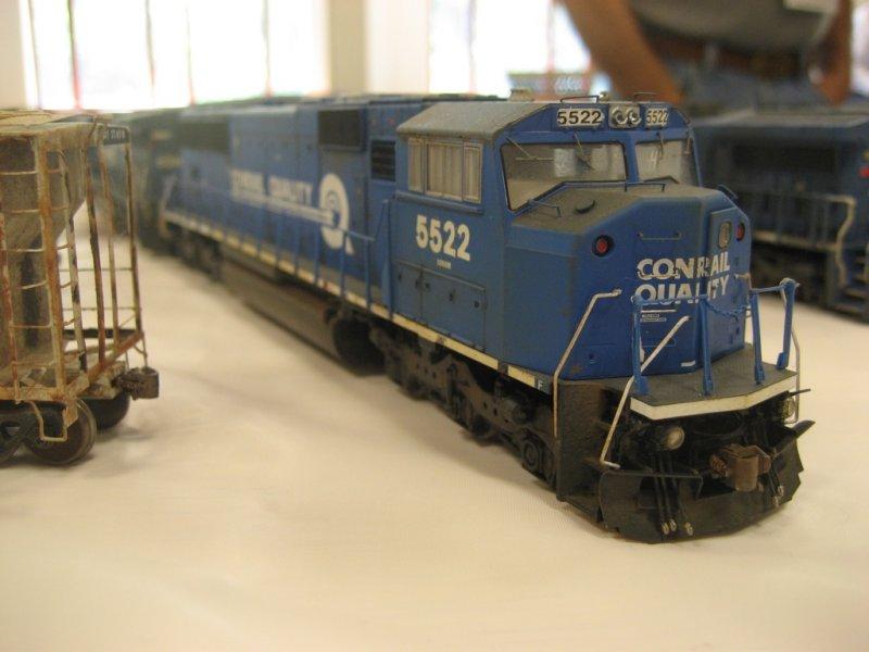 CR SD60M by John Terry