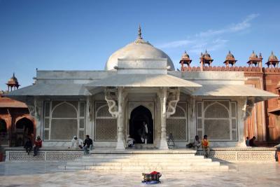 Dargah Of Sheikh Salim Chisti, Fatehpur Sikri, India