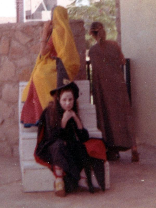 Judy Hacking 1969