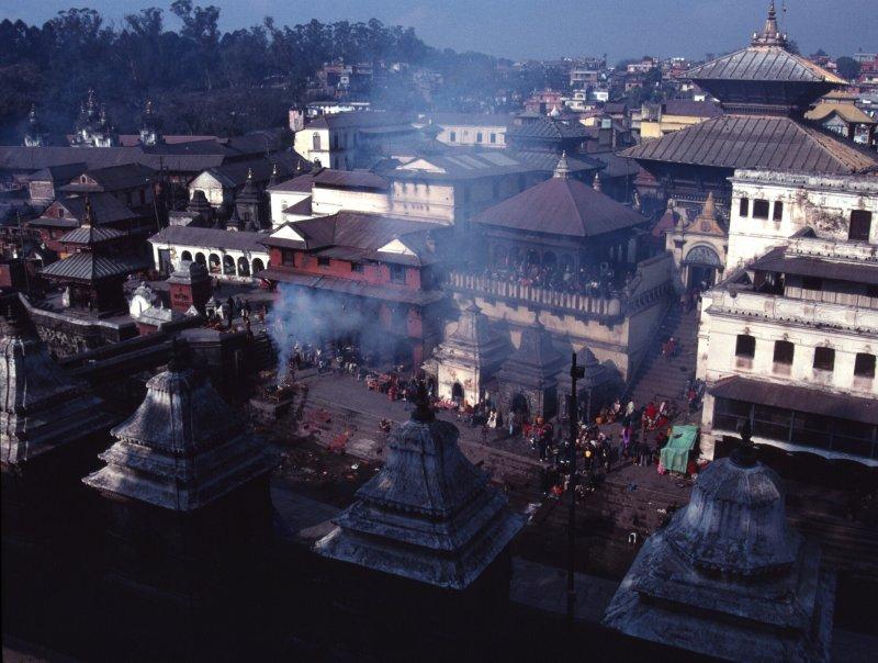 Pashupatenath temples