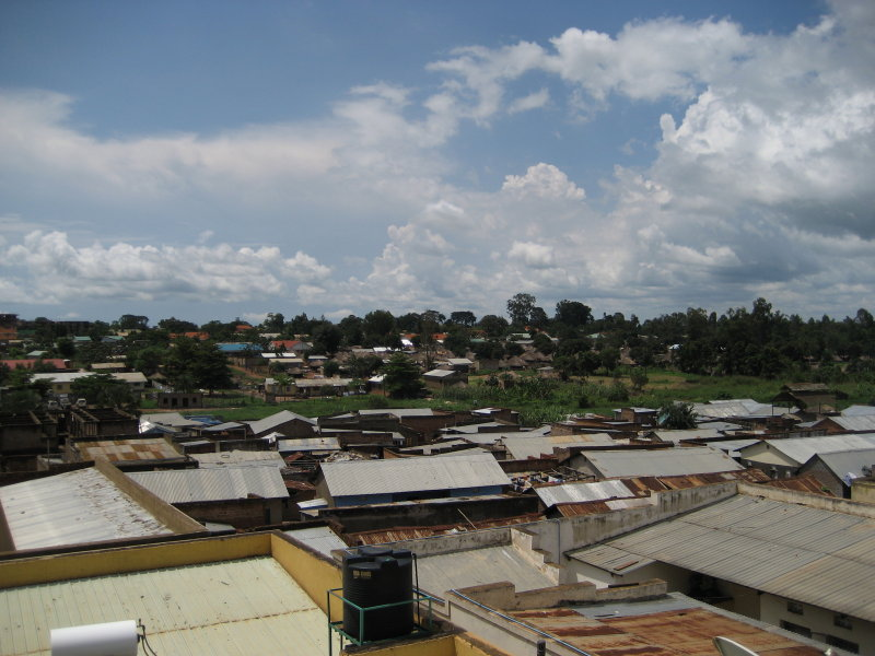 Gulu has a large population of refugees displaced by Joseph Kony and the LRA.