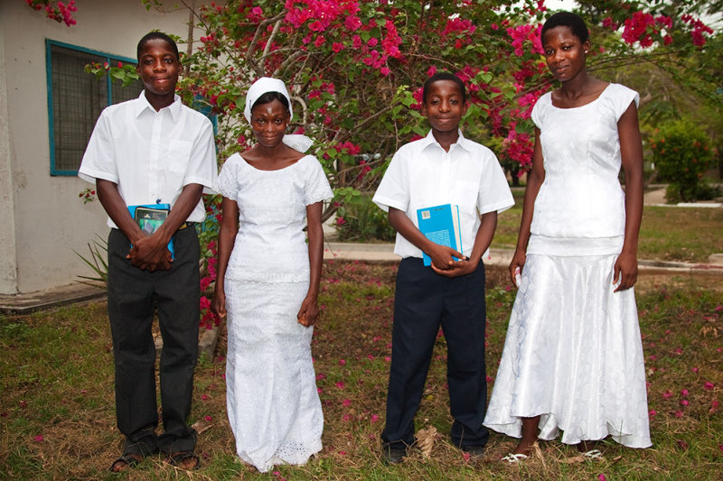 Confirmation Group