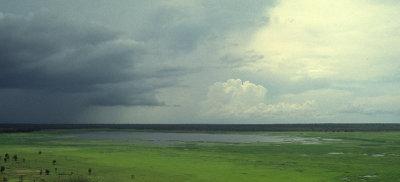 A thunderstorm in Kakadu