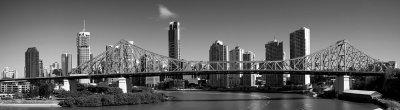 Brisbane & Story Bridge panorama
