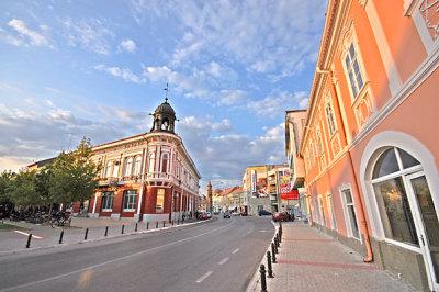 Vrsac, September 2006