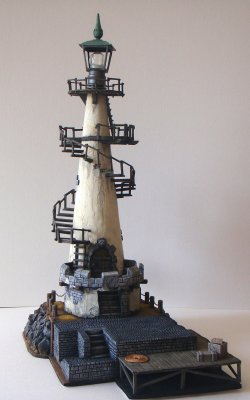 Lighthouse Project Medium