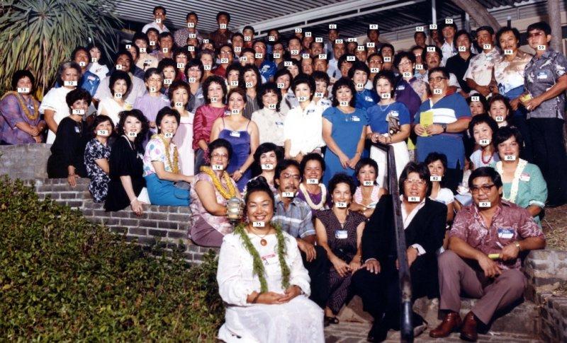 KHS 60 25th Reunion IDs