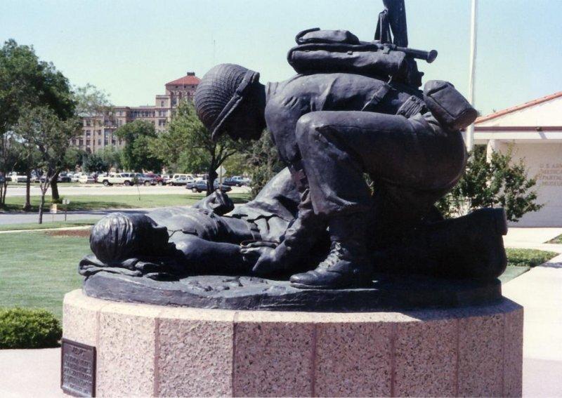 Combat Medic Memorial