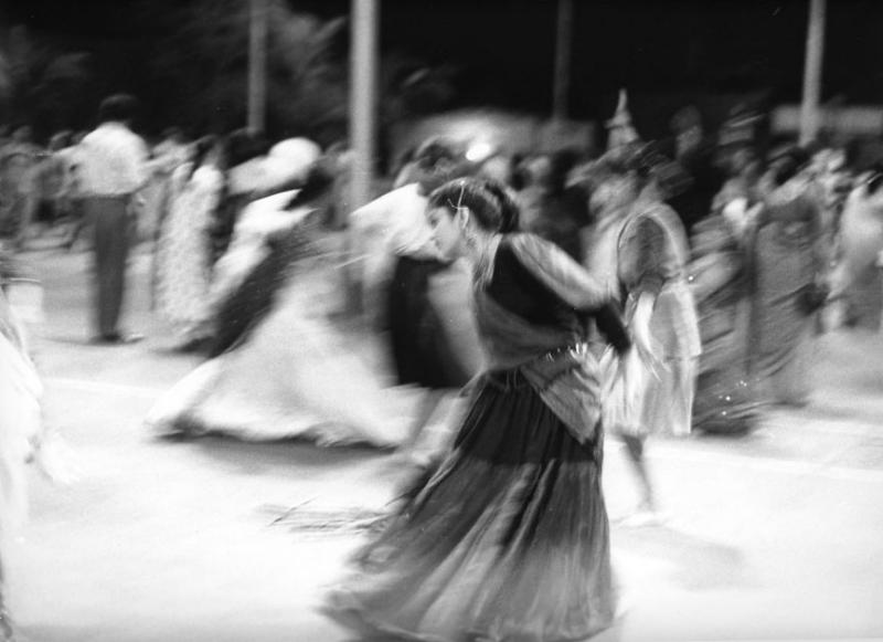 Dance Festival, Bombay, INDIA