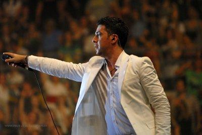 Zejko Joksimovic - Live in Skopje June 1. 2010