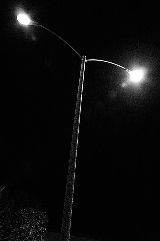 January 18th - Street Lamp