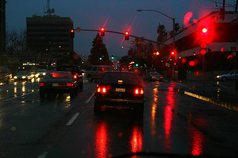 February 27th - Wet Drive