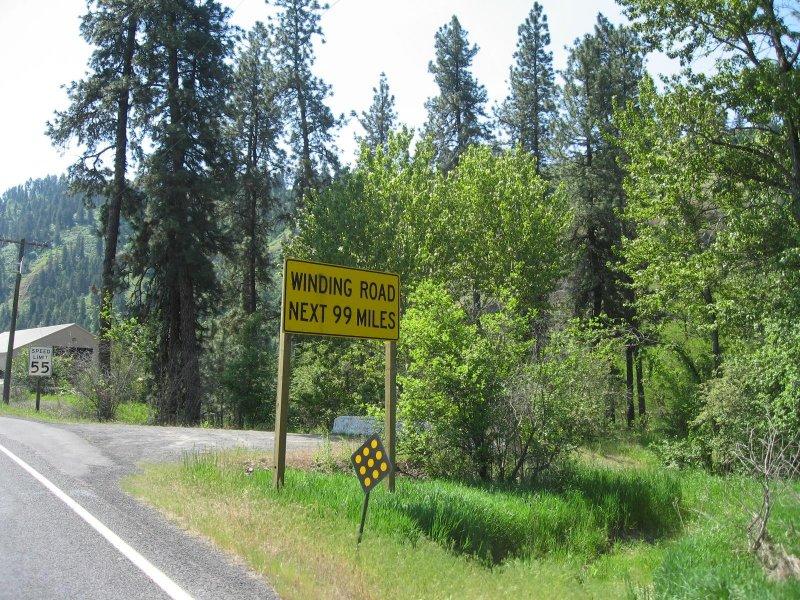 Idaho Hwy 12