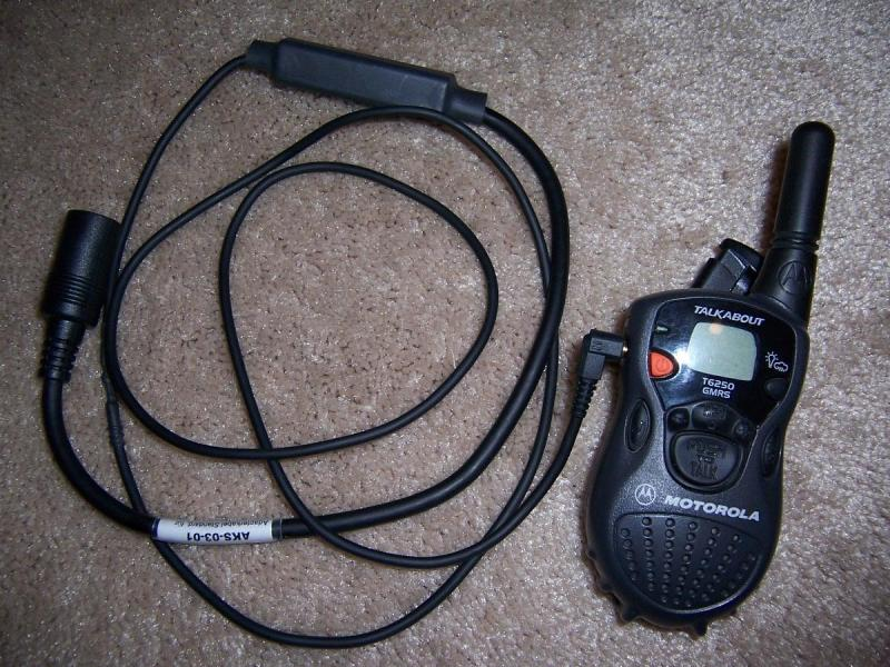 FRS connection cable