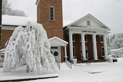 Clintwood Baptist Church