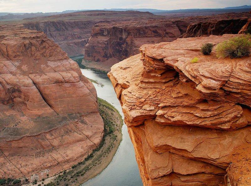Colorado River, Horseshoe Bend Overlook