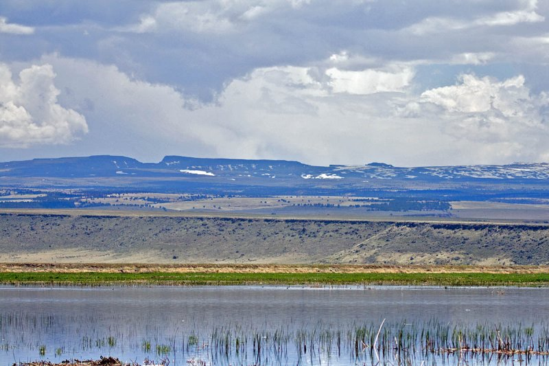 Steens over Malheur