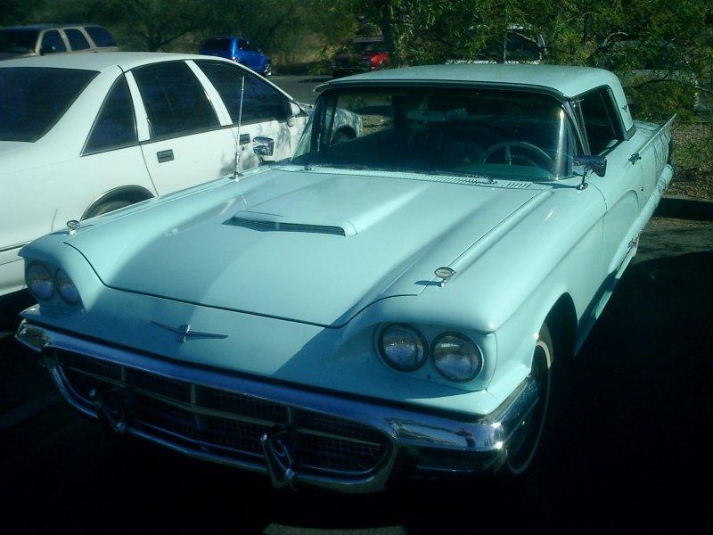 Lees 1960 Thunderbird
